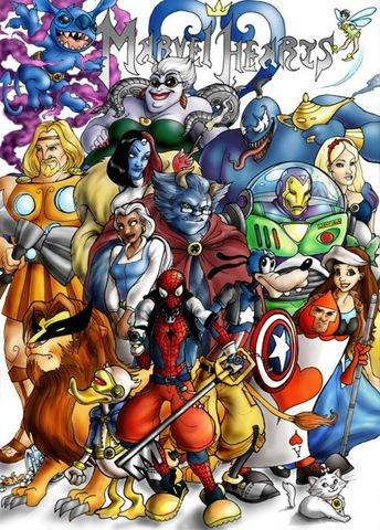 MarvelHearts