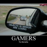 objetos en el espejo